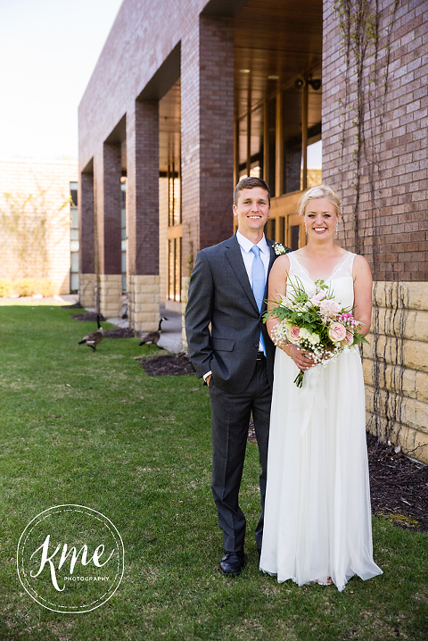 Vadnais Heights Commons Wedding